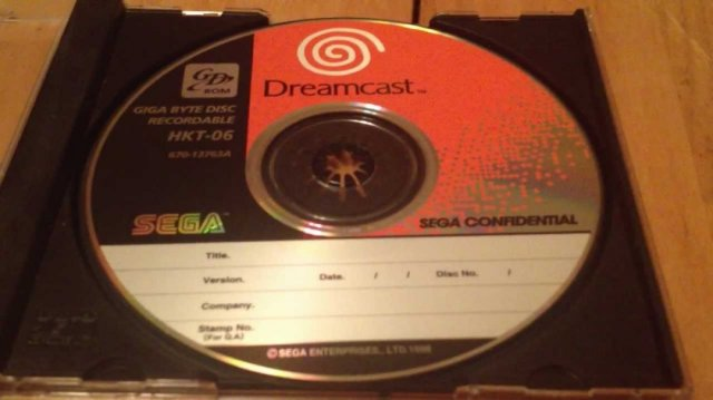 Converting an Audio-Data Dreamcast image